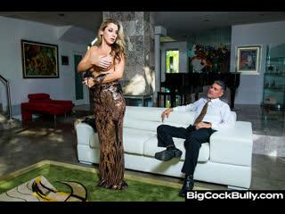 Kayla Paige - Kayla saves her husbands job by fucking his boss - All Sex Milf Big Tits Juicy Ass Blonde Deepthroat Cumshot, Porn