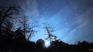 Звездное Небо (Видеомонтаж - фото сделаны на территории Крымской Астрофизической обсерватории)
