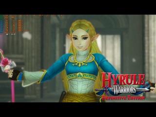 Тест Hyrule Warriors Definitive Edition (Yuzu эмулятор)