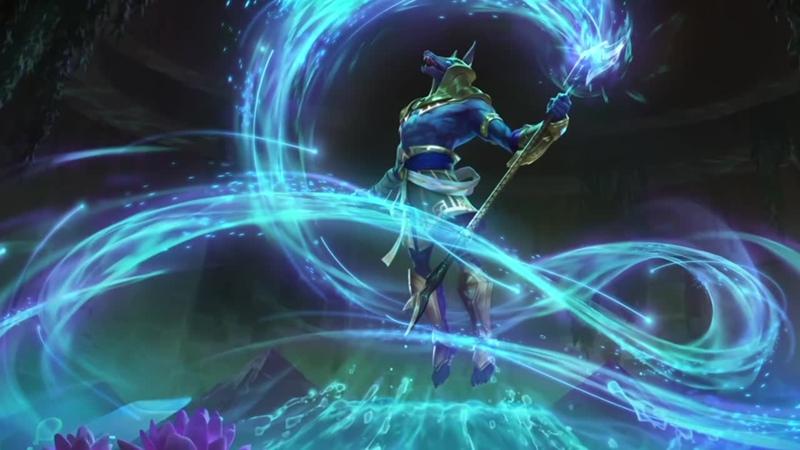 Знакомство с регионом Шурима Игровой процесс Legends of Runeterra