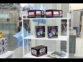 Коробка Funko Marvel Collector Corps