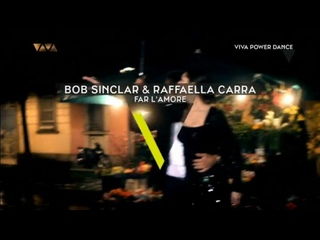 Bob Sinclar & Raffaella Carra - Far L'Amore (VIVA POWER DANCE)