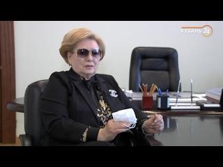 Вера Галушко рассказала о том, как переболела коронавирусом