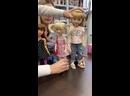 Распаковка кукол Ruby Red Siblies в шоу-руме нашего интернет-магазина.