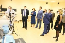 Кадры для липецкой медицины будут готовить в Воронежском медуниверситете