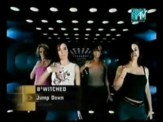 b-witched - jump down mtv asia