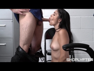 Vanessa Sky - Thief Cat Lady [2020.10.21, All Sex, Blowjob, Cowgirl, Creampie, Doggystyle, Indoor, Taboo, Teen]