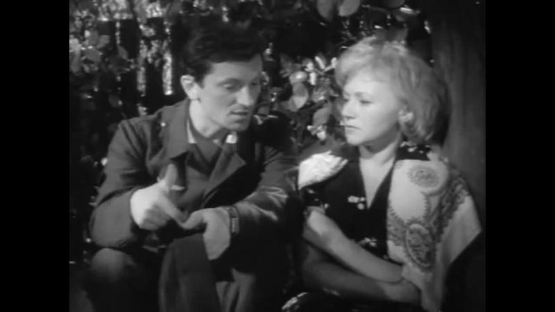 Вызываем огонь на себя 1964 военная драма реж Сергей Колосов