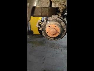 диск тормозной задний Флюенс