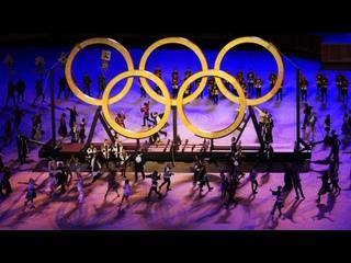 Церемония открытия 32-ых Летних Олимпийских игр