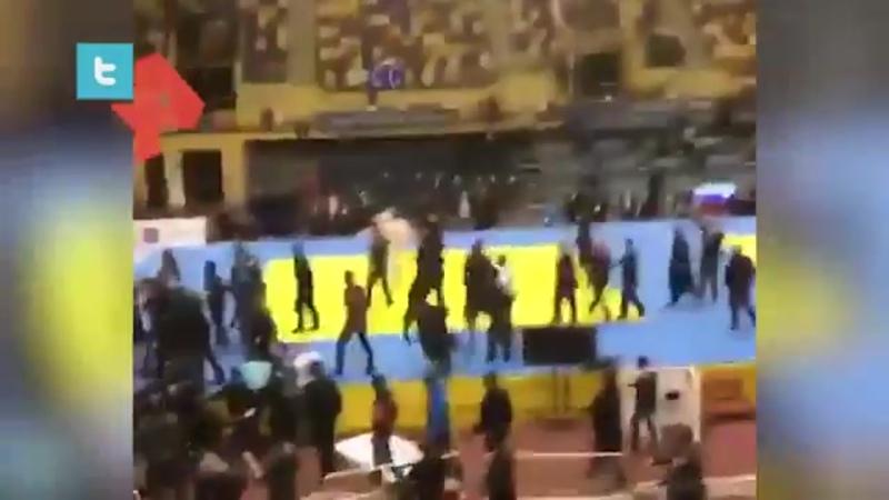 Діти гір. У Дагестані турнір по дзюдо завершився масовою бійкою