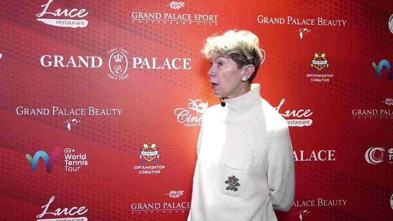 Большое интервью с Камельзон Наталией Александровной о прошедшем турнире Grand PALACE CUP By Formula TX и ближайших планах