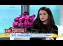 """Selena Gomez habló de """"Hotel Transylvania 2 """" ¦ Un Nuevo Día ¦ Telemundo"""