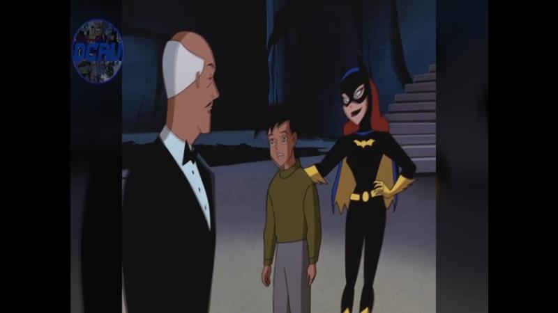 Новые Приключения Бэтмена TNBA 02 Грехи отца HD Remastered