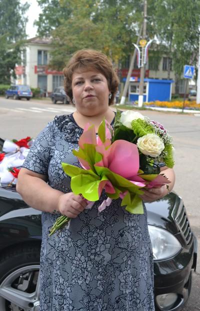 Татьяна Соколова, Пестово