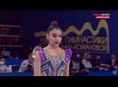 Роза Абитова - булавы многоборье Гран-при 2021, Москва