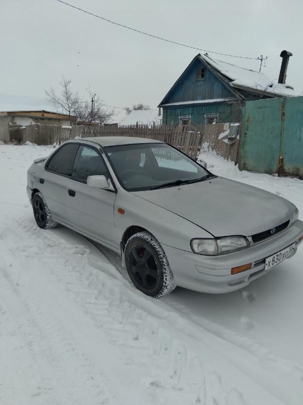 Купить. Обмен .Subaru Impreza 1995  | Объявления Орска и Новотроицка №12665