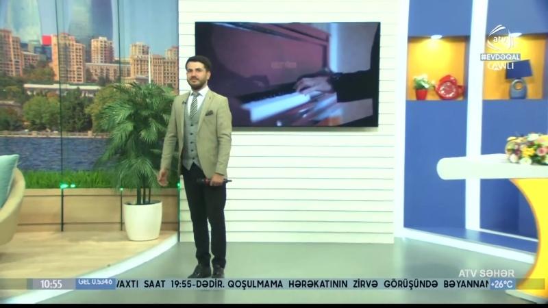 Kamil Qədimzadə - Nazəndə Sevgilim Yadıma Düşdü