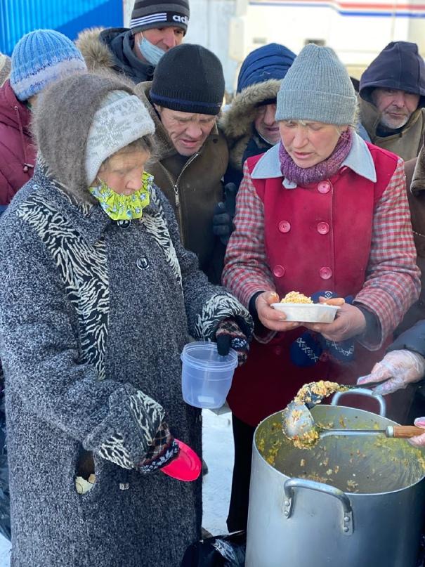 🙏Помните волонтеров, что уже несколько лет по воскресеньям устраивают благотвори...