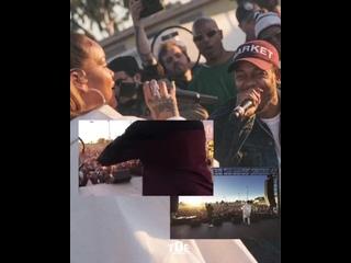 Видео от «Top Dawg Entertainment» на 33 день рождения Рианны