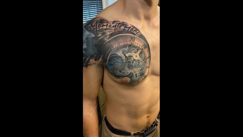 Видео от Mad art Студия татуировки Кишинев Молдова