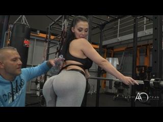 Aletta Ocean (Hot Workout) [2020, Big Tits, Bubble Butt, Hardcore, HD 1080p]