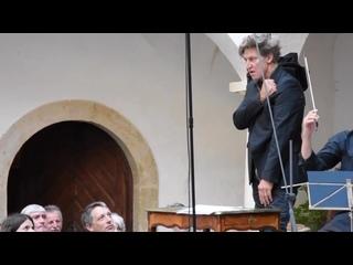 Промо ролик о музыкальном фестивале в замке Кайнберг