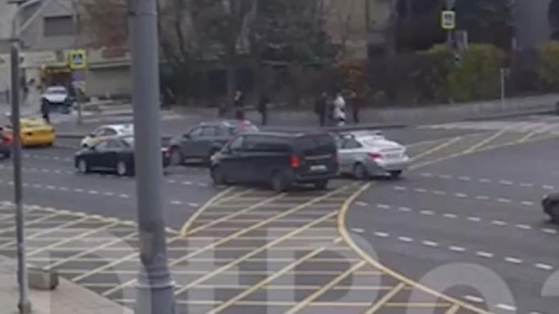 Видео от Москва на дорогах ДТП Москвы
