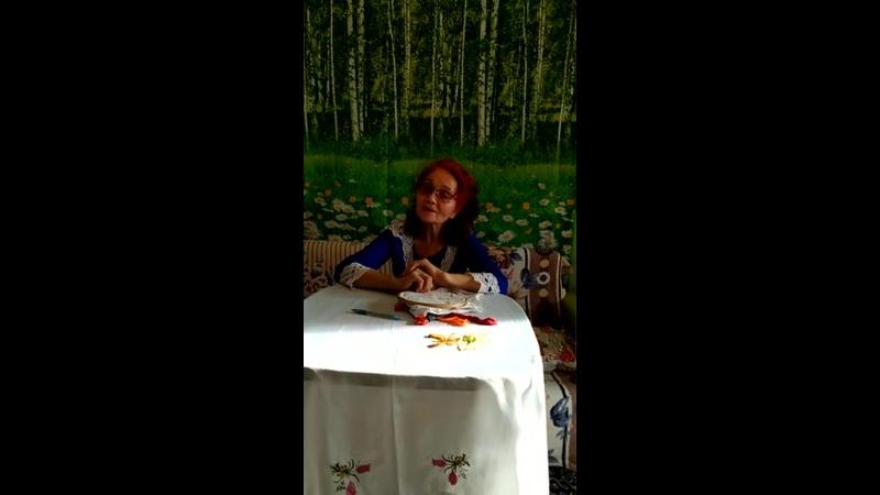 Ковалёва Раиса Александровна (староста хора ветеранов Гармония им.Л.Ляшевой) - стихотворения Т.Лавровой и Ю.Олефир
