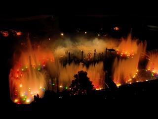 Музыкальный фонтан в Праге