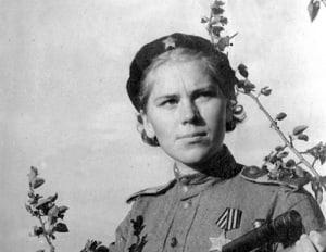 День памяти.Роза Шанина