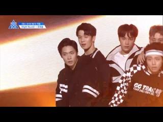 [FANCAM] 170516 Выступление Yoo Hoe Seung c Flo Rida - Right Round @ Mnet Official
