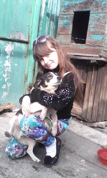 Мария Цепа, 19 лет