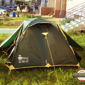 Прокат палатки Tramp Nishe 3 (3х местная палатка)