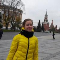 Фотография Маши Якушевой
