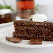 Торт «Шоколадный» 800г