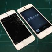 Замена стекла без замены дисплея на разные модели смартфонов