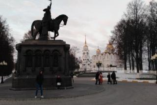 Золотое кольцо: Владимир