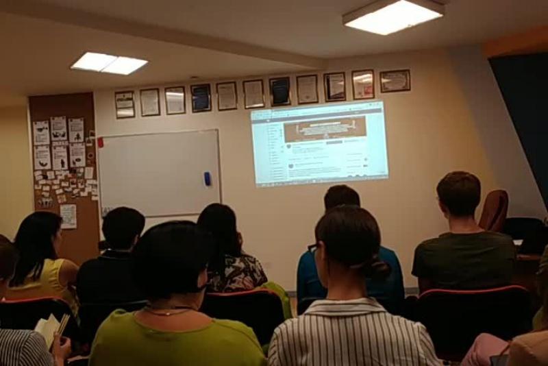 Мастер-класс по продвижению в социальных сетях ВКонтакте и Instagram