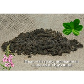 Иван-чай гранулированный с листьями Брусники (Вес: 100 гр)