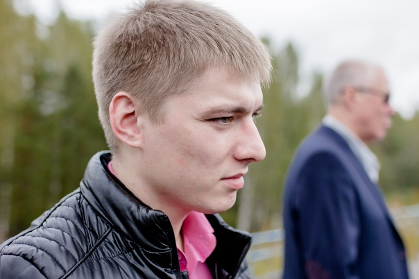 Sasha Kapralov, Екатеринбург, Россия