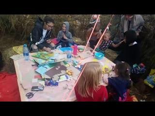 2 день эко-этно фестиваля FourЭ