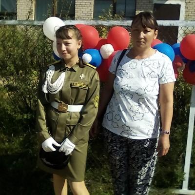 Анастасия Маркова, Чита (село)