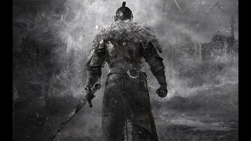 Слёзы страх и агония Dark Souls 2 2