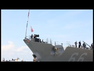USS Gonzalez (DDG 66) departs from Naval Station Norfolk ahead of Hurricane Florence UNITED STATES