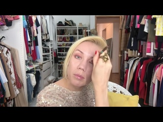 Елена Крыгина Glamorous look- роскошный макияж для особого случая