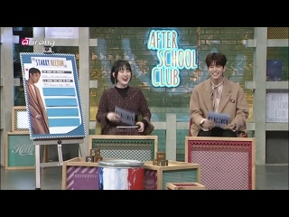 [181120] Stray Kids » Seung Min » After School Club » Full 343 Episode with HAN HEEJUN