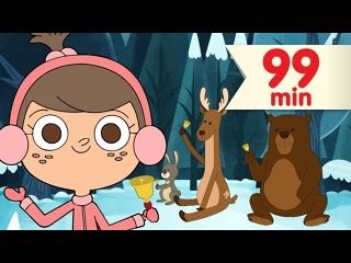 Jingle Jingle Little Bell + More ¦ Super Simple Songs