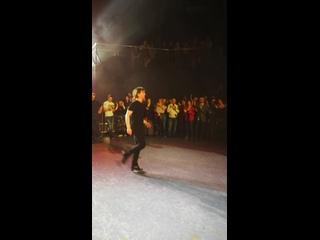 Алексей Морозов. Школа ирландского танца Шемрок. Соло на фолк- фестивале День Святого Патрика в Санкт-Петербурге.