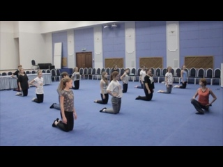 SLs - Мастер-класс «Партерная гимнастика и растяжка. Посадка на продольный и поперечны